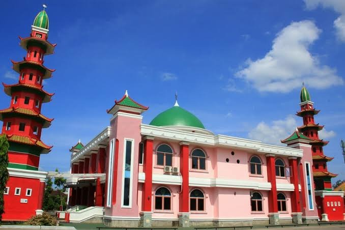 3 Arsitektur Masjid Cheng Ho Unik, Bikin Betah Ibadah