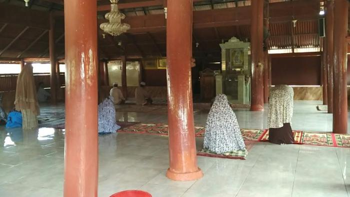 Di Masjid ini Konon Keranda Bergoyang Ketika Ada Warga Meninggal