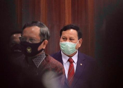 Pakar Hukum Top Bicara Keadilan: Prabowo Harus Taat Kepada Bosnya (Foto: Instagram/prabowo)