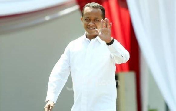 Bahlil Lahadalia saat tiba di Istana Negara, Jakarta, Selasa (22/10). Foto: Ricardo/JPNN.com