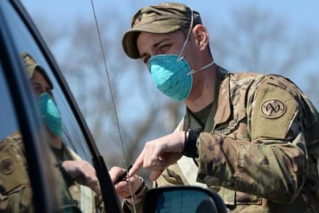 Corona Terus Gerogoti Pasukan Militer, Amerika Makin Tak Berdaya
