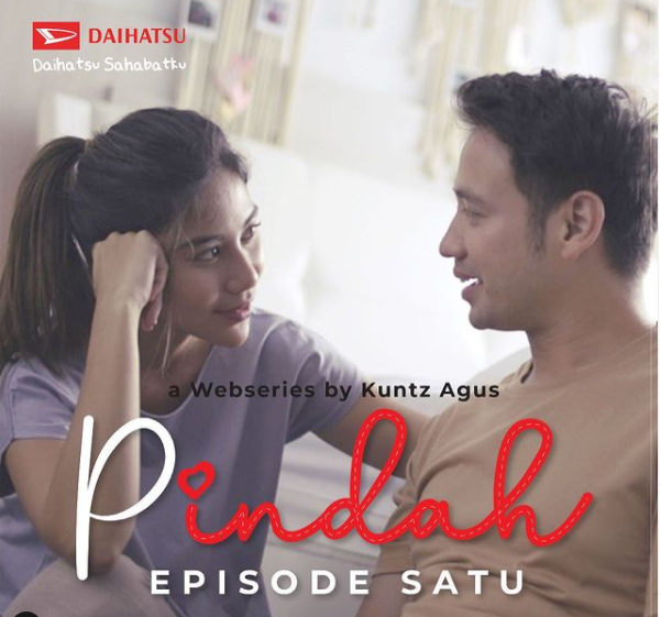 Angkat Kisah Romantis, Daihatsu Rilis Web Series Berjudul Pindah. Foto: PR Daihatsu