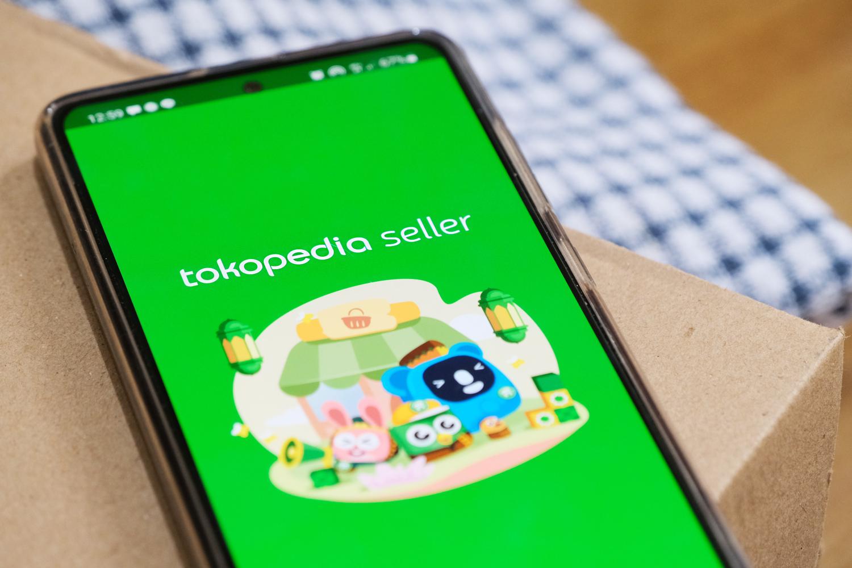 Ilustrasi e-commerce. Foto: Tokopedia