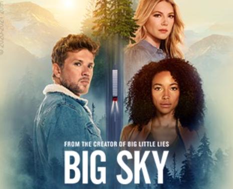 Pacu Adrenalin, Film Thriller Big Sky Hadirkan Cerita Menegangkan. Foto: PR Disney