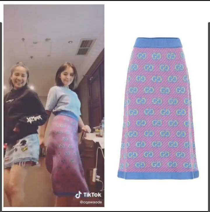 Rok Mewah Amanda Manopo Curi Perhatian, Harganya Bikin Jantungan