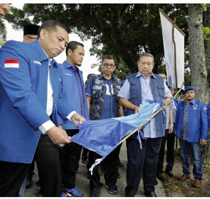 Presiden RI ke-6 Susilo Bambang Yudhoyono, Foto: Instagram/aniyudhoyono