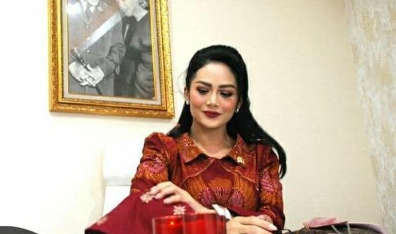 Najwa Shihab Kritisi DPR Bolos Rapat, Krisdayanti Balas Telak