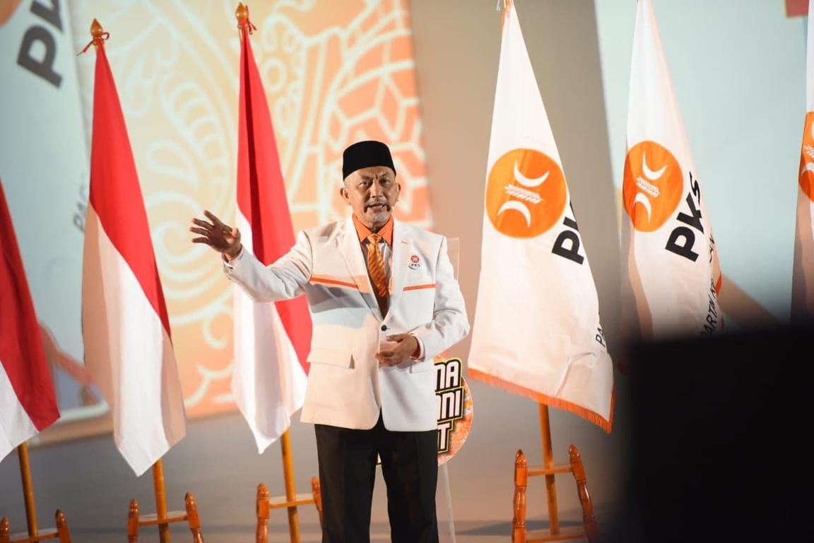 Presiden PKS, Ahmad Syaikhu (Foto: PKS)