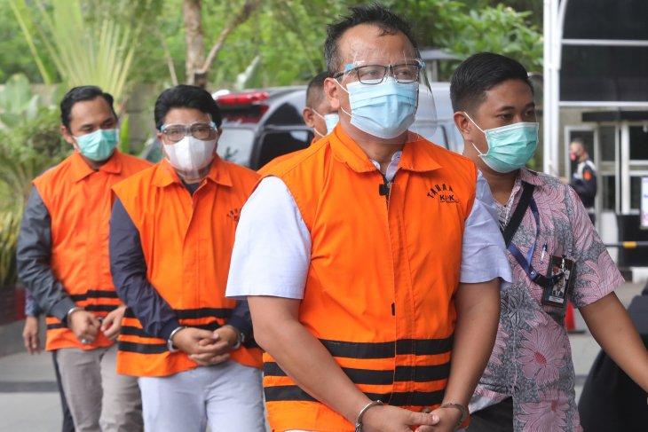 KPK Panggil 4 Saksi, Edhy Prabowo Siap Dihukum Mati