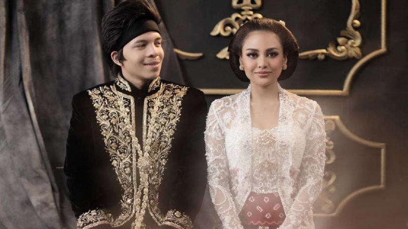 Pernikahan Atta & Aurel di Istiqlal, Pemkot Jakpus Loloskan Izin. Foto: Instagram