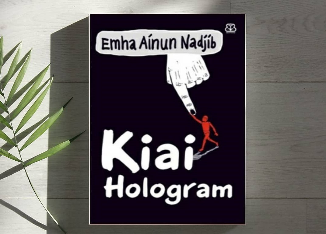 Buku Kiai Hologram, Saat Hidup Berubah Karena Digitalisasi Foto: Instagram/Bukuku.lamongan
