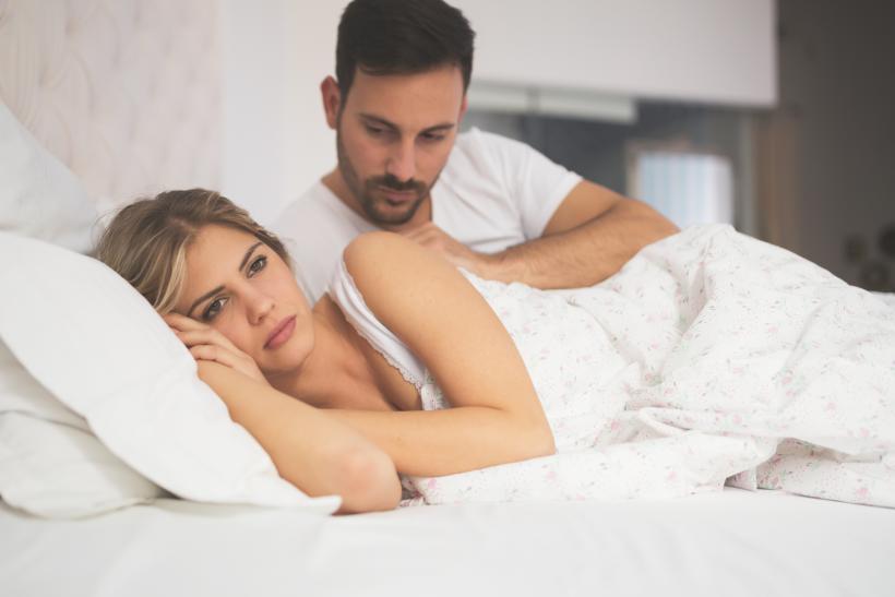 Ilustrasi pasangan suami istri. Foto: Freepik