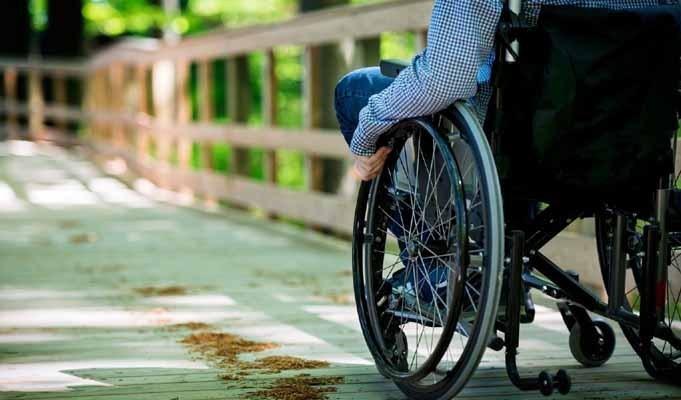 Ilustrasi penyandang disabilitas. Foto: Pinterest