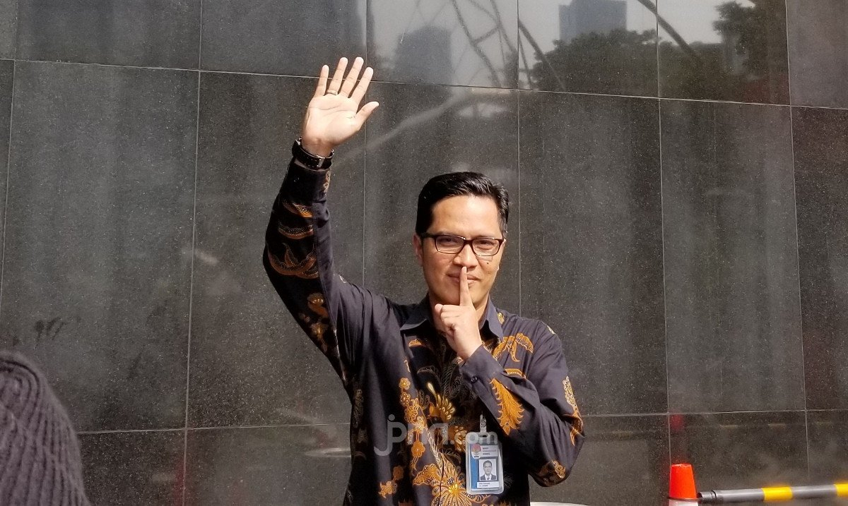 Febri Diansyah, mantan jubir KPK. Foto:JPNN.com