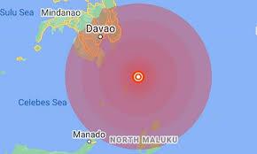 Gempa Bumi Talaud. Ilustrasi: Istimewa