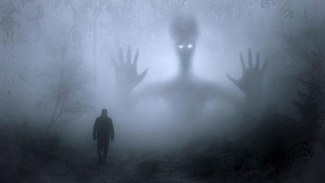 Ilustrasi hantu. Foto: Ghost Town