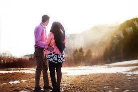 Ilustrasi pasangan muslim. Foto: Pinterest