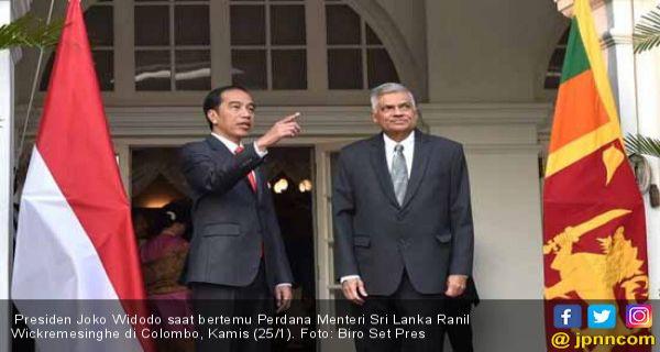 Astaga! Jenazah Muslim Covid-19 Di Sri Lanka Dikremasi, MUI Murka! Foto: Biro Set Pres