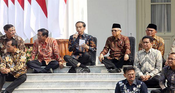 Lagi, Pengamat Bongkar Alasan Perombakan Kabinet Jokowi, Simak!