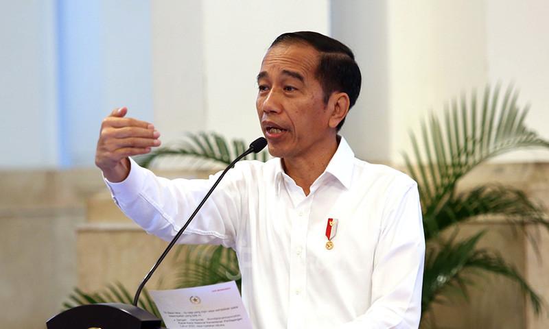 Presiden Jokowi. Foto: JPNN.com