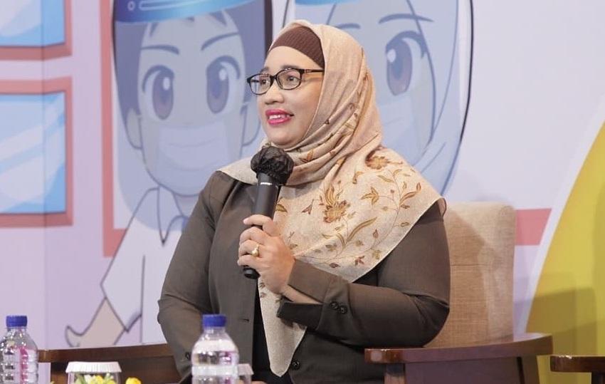 Komisioner Komisi Perlindungan Anak Indonesia (KPAI) Retno Listyarti. Foto (Instagram/@retno.listyarti_official)