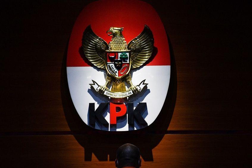 KPK Sikat Sekjen Kemensos. Foto: Antara