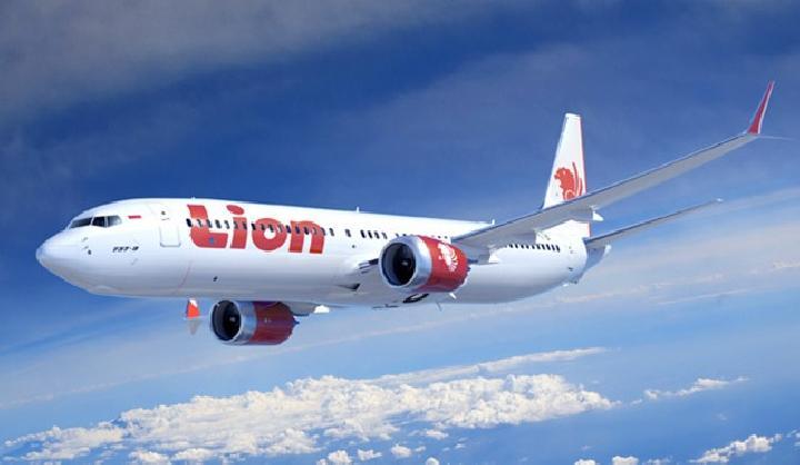 Lion Air. Foto: Manado Online