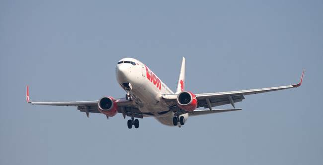 Lion Air buka rute Surabaya-Berau. Foto: PR Lion Air