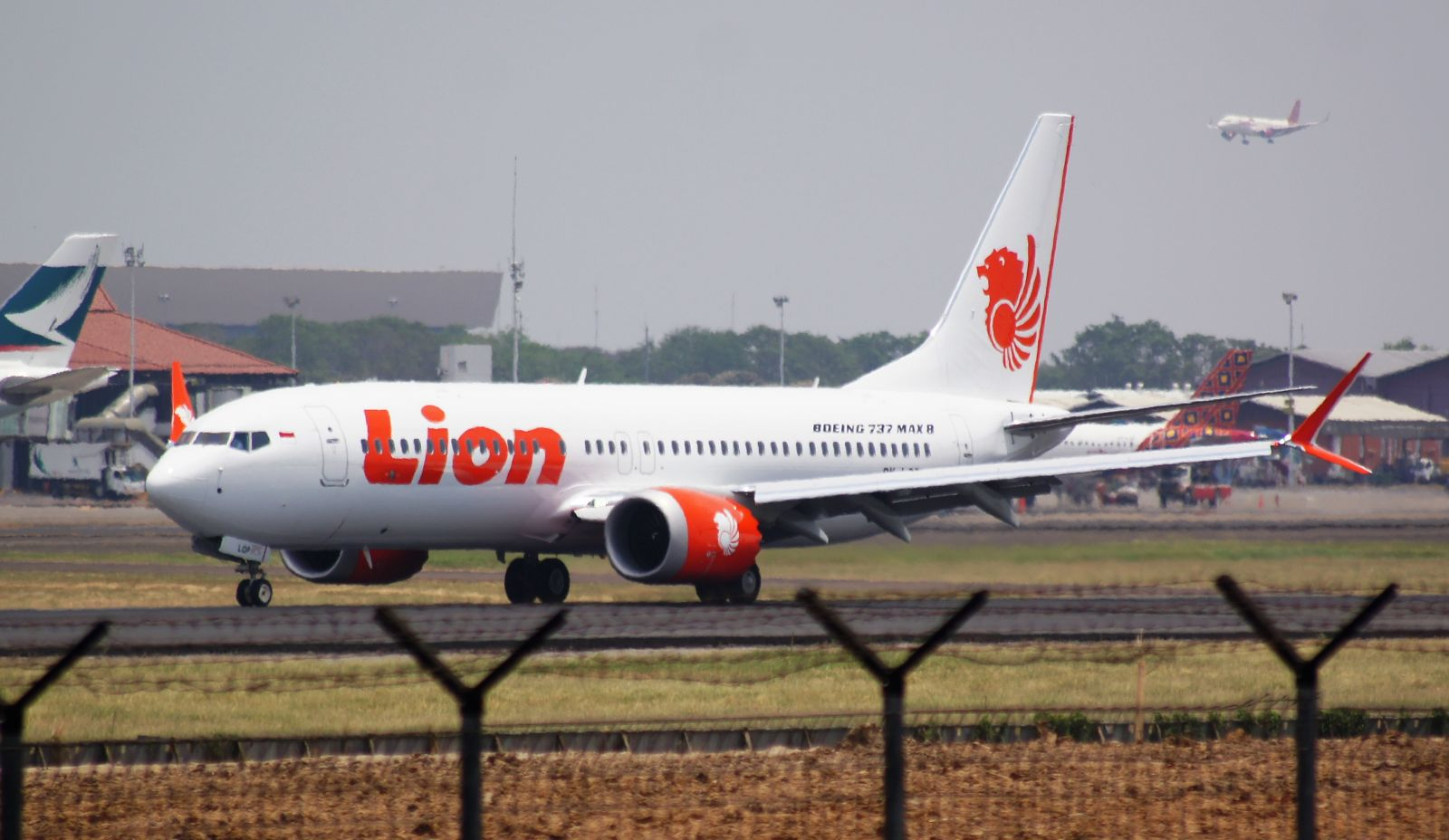 Lion Air. Foto: Wikipedia