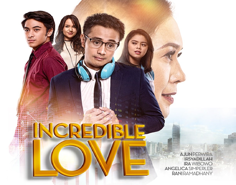 incredible love film romantis indonesia