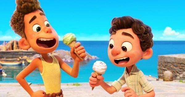 Tayang Juni, Nih Trailer Film Animasi Luca by Disney dan Pixar. Foto: Disney
