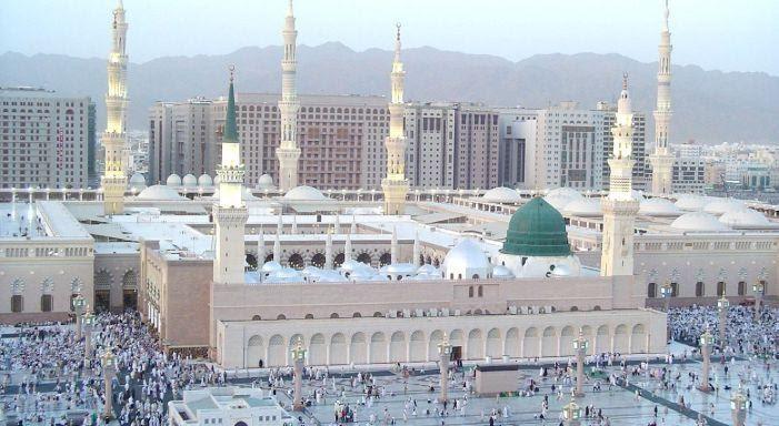 Kota Madinah. Foto: Quran Reading