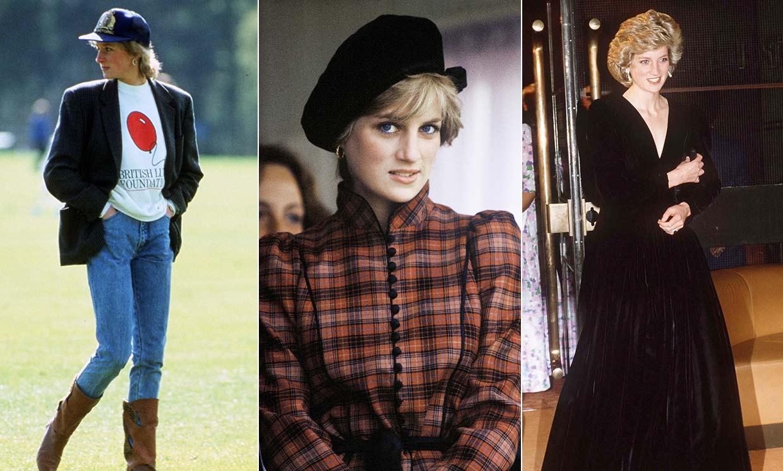 OOTD Putri Diana. Foto: Hello Magazine