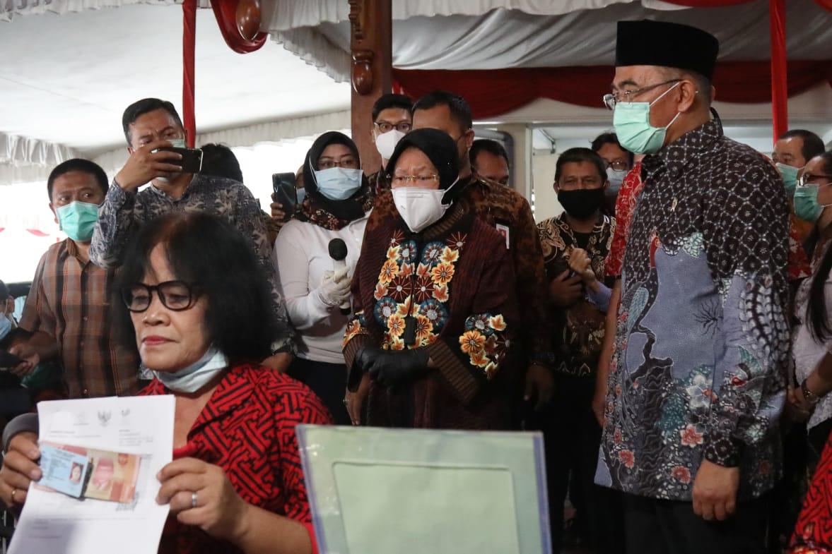 Simpang Siur Penerima Bansos, Mendadak Risma Surati 40 Kepala Daerah. Foto: Dok Kemensos