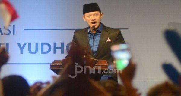Partai Demokrat Goyah, Peluang Capres AHY di Ujung Tanduk!. Foto: JPNN.com