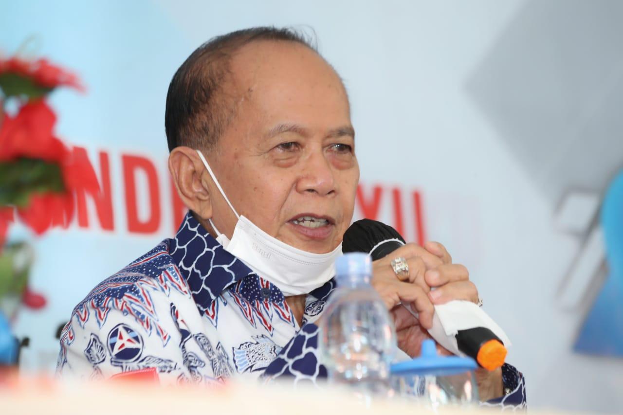 Yan Rizal: Syarif Hasan Ingin Jebak SBY Soal Pendaftaran Logo