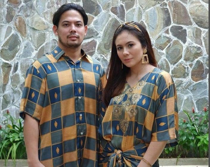 Aktris Wulan Guritno & suaminya, Adilla Dimitri resmi cerai, di PA Jaksel, Kamis(8/4). Foto: Instagram/adilladimitri
