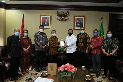 Kolaborasi Maut Menag Yaqut dengan Persekutuan Gereja-Gereja Indonesia Foto: Dok Kemenag/Rikie