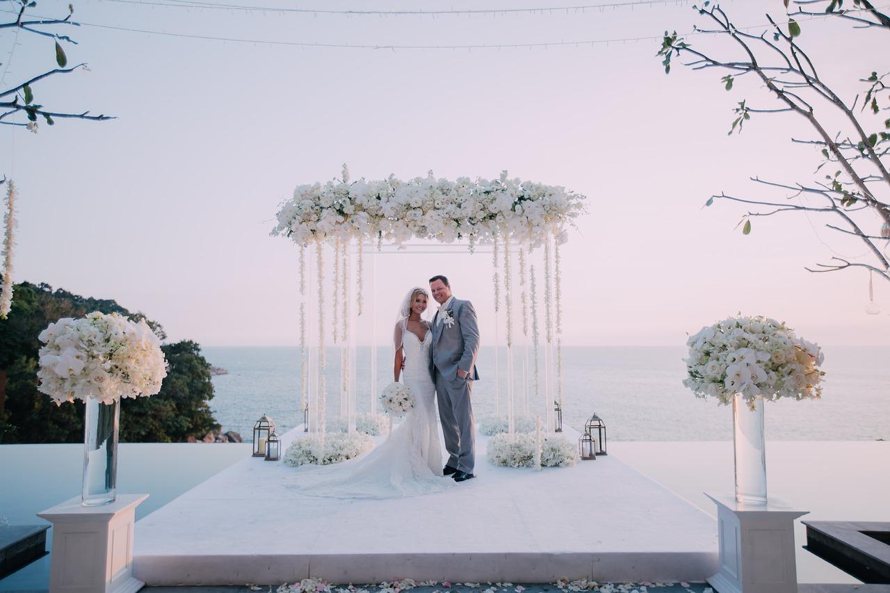 Pesta pernikahan. Foto: Pixabay