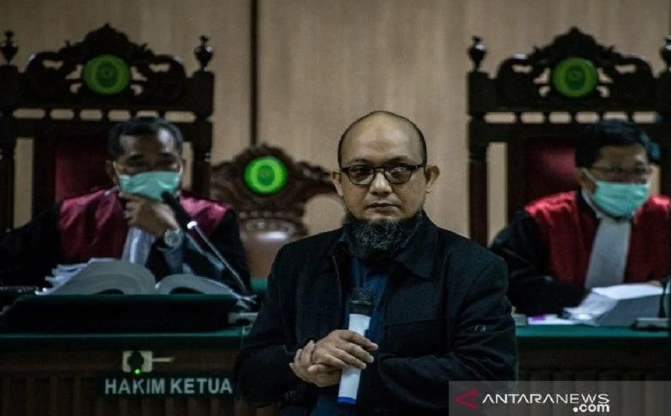 Mendadak Politikus PDIP Bongkar Novel Baswedan: Kena Azab...