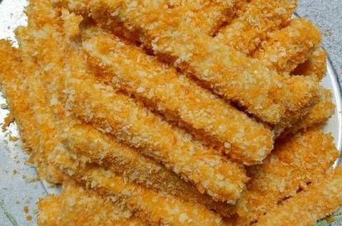 Ngeri! Ternyata Ini Bahaya Makan Nugget (Foto: Pnterest)
