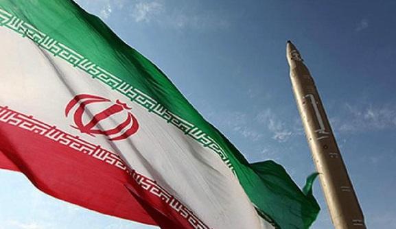 Ilustrasi Senjata Nuklir Iran (Foto: AFP)