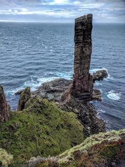 Luar Biasa! Pendaki Buta Sukses Panjat Tebing Setinggi 137 Meter