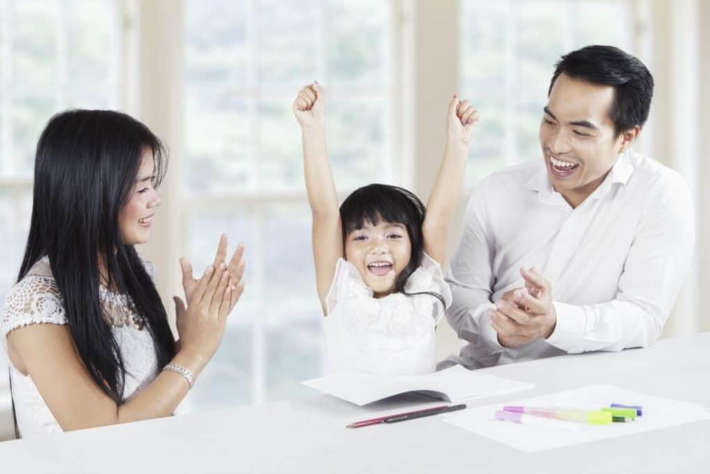 Ilustrasi co-parenting. Foto: Shutterstock