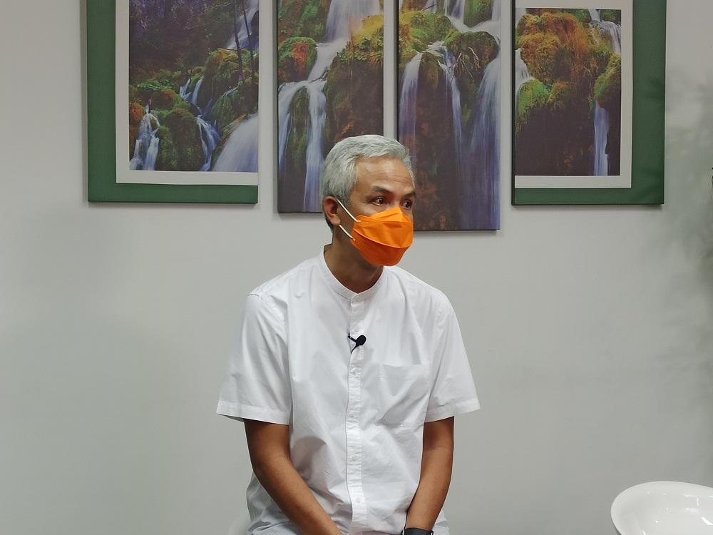 Ganjar Pranowo Ungkap Produk Prioritas UMKM Jawa Tengah