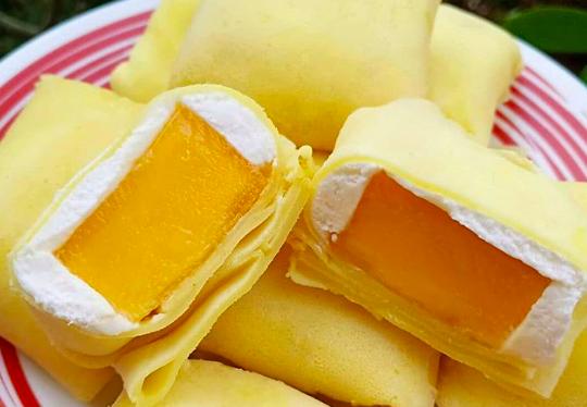 Pancake Mangga, Camilan Sehat untuk Temani Work From Home