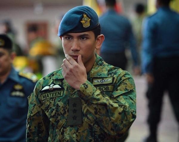 Pangeran Brunei Darussalam (Foto: Instagram)