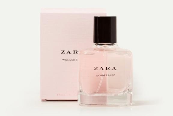 ZARA Wonder Rose Eau de Toilette, Parfum Tahan Lama...