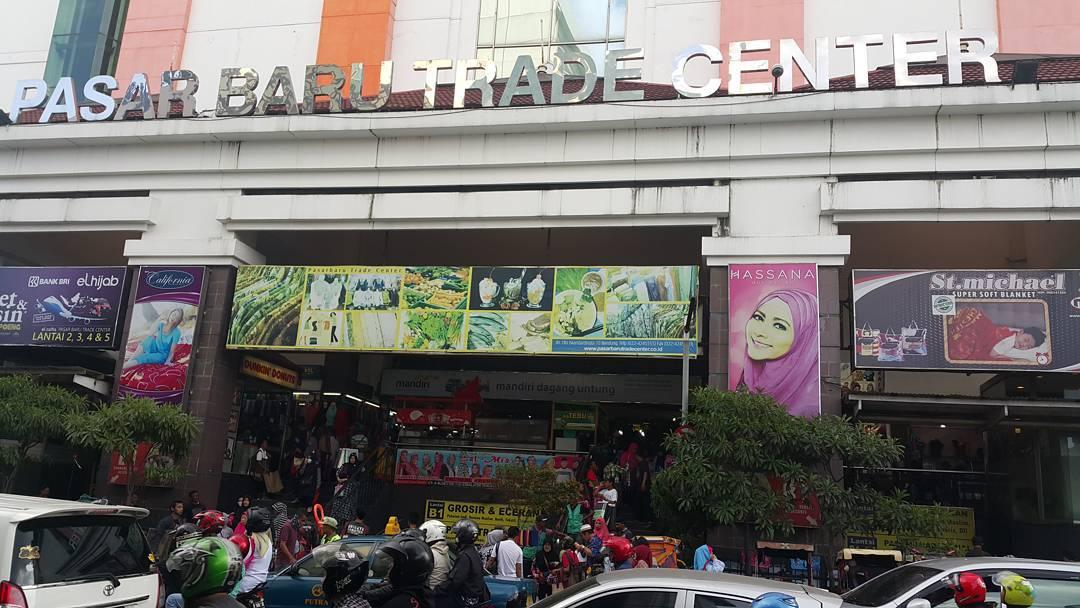 Industri Fashion di Kota Bandung Tidak Mati. Foto: Explore Wisata