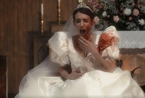 Cerita Horor: Gaun Pengantin Bersimbah Darah (Foto: american horror story)
